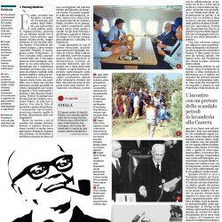 Corriere della Sera - Il presidente di tutti gli italiani