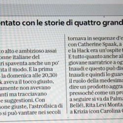 la Repubblica - Antonio Dipollina